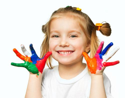 פעילות ידיים מציירות