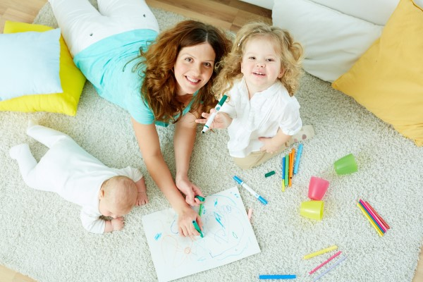 משחק משותף להורים וילדים