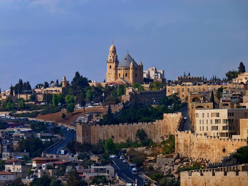 הצגה: ירושלים שבלב