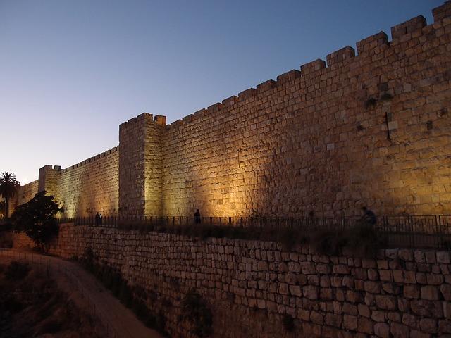 הרצאה ליום ירושלים: ירושלים בנפילתה ובתקומתה
