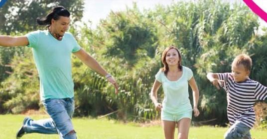 הפנינג ספורטיבי לפתיחת הקיץ
