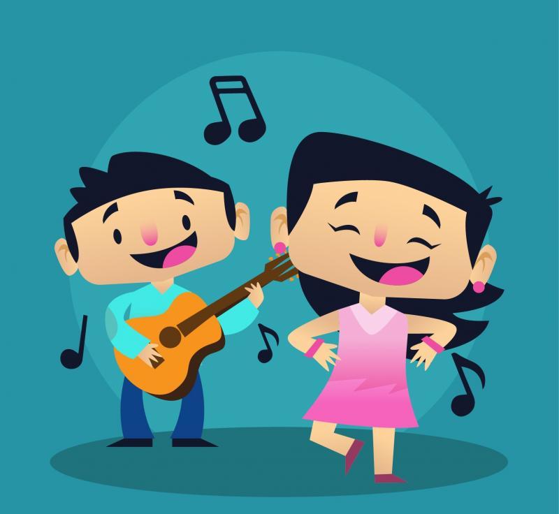 פעילות מוזיקלית במשחקיית אבו יויו