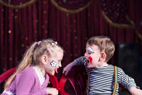 תיאטרון לילדים במשחקיית מנקלה