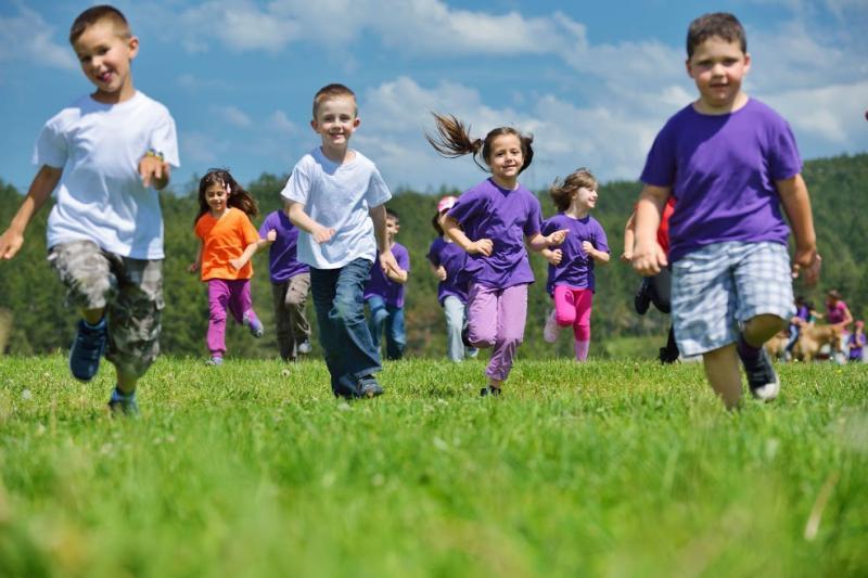 פעילות תנועה לילדים: זזים בפארק