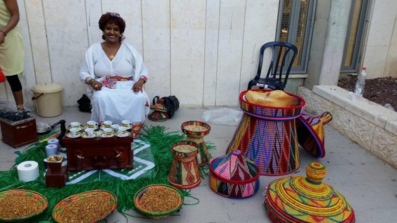 יְרוּסַלֵּמֶי 3 - פסטיבל תרבות אתיופיה