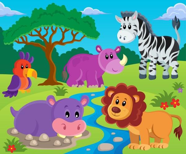 שעת סיפור: הפיל שרצה להיות הכי