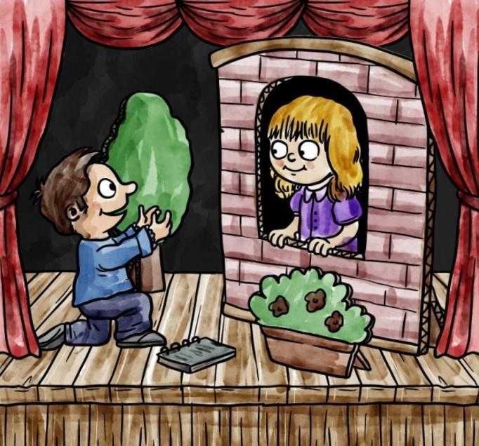תיאטרון סיפור עם שני ויסמן