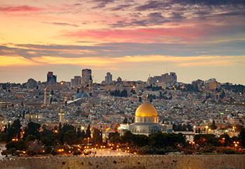 ירושלים מזרח ומערב